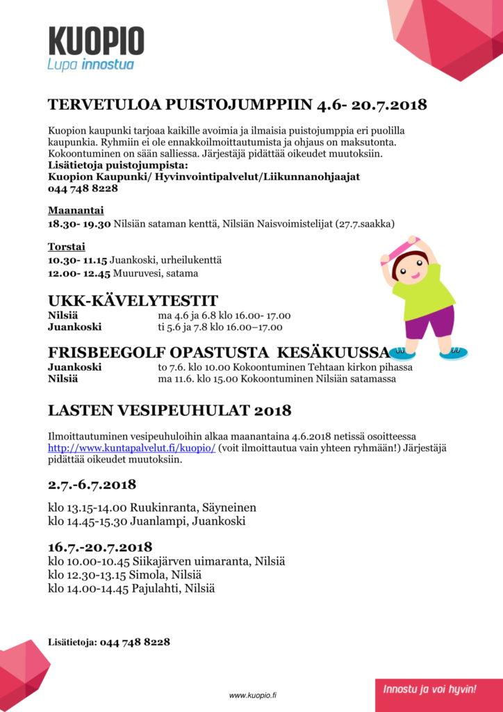 Kesä 2018 NIlsiä ja Juankoski-1